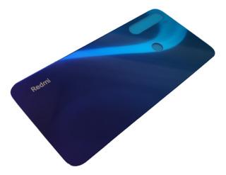 Tampa Traseira Fundo Xiaomi Redmi Note 8 Azul Neptune Blue
