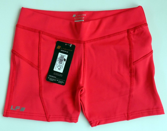 Short Mujer Sport Calza Corta Ladyfit - Fitness Point
