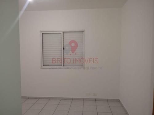 Imagem 1 de 9 de Apartamento Para Locação Em Suzano, Recreio Santa Rita, 2 Dormitórios, 1 Banheiro, 1 Vaga - 534_1-1515829