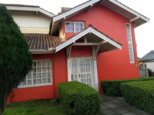 Casa Com 4 Dormitórios À Venda, 300 M² Por R$ 1.450.000,00 - Centro - Canela/rs - Ca0516