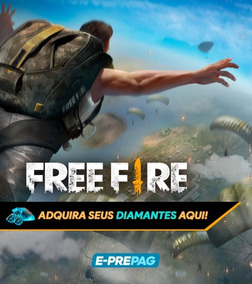 Free Fire 85 Diamantes+ 9 Com Entrega Imediata