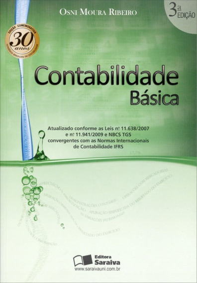 Contabilidade Basica 3ª Edição (2013)