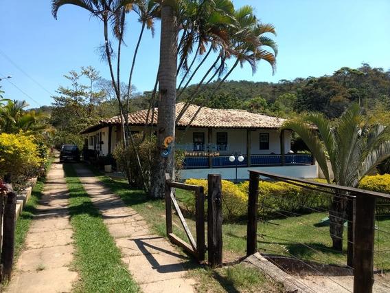 Fazenda De 60 Ha A 45 Km De Belo Horizonte , Localizado Entre Caeté E Nova União, A 600 Mt Das Margens Da Br 381 , Estrada Parte É De Terra Outra Parte Com Calçamento. - 5602