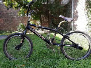 Bicicleta Cross Liberty Freestyle Rodado 20