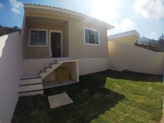 Casa Em Várzea Das Moças, São Gonçalo/rj De 160m² 3 Quartos À Venda Por R$ 270.000,00 - Ca194571