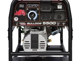 Soldadora A Gasolina Lincoln Bulldog 140 Amps