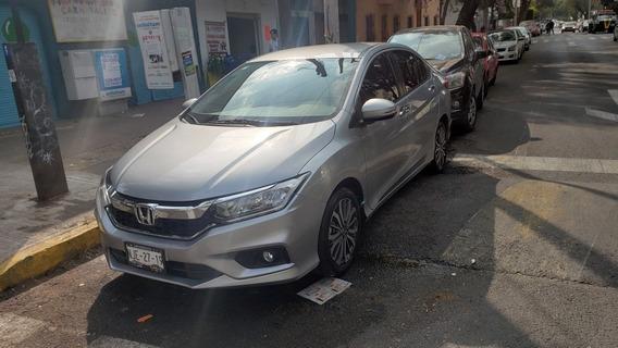 Honda City 1.5 Ex At Cvt 2019