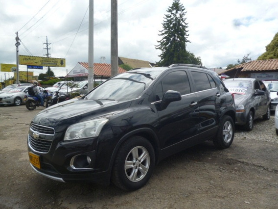 Chevrolet Tracker 2014 Refull Con Techo At/tp Tela Gasolina