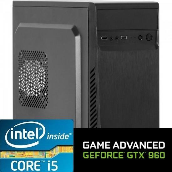 Pc Gamer I5 Gtx 960 500gb