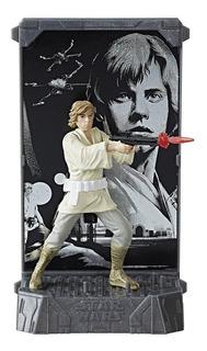 Luke Skywalker Star Wars Titanium 40 Aniversario Nuevo