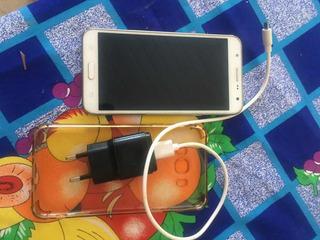 Samsung J7 - 16gb (sem Película Tela) Capinha E Carregador