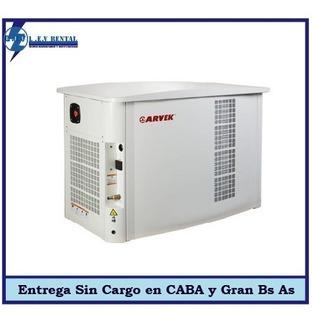 Grupo Electrogeno A Gas Isonorizado 30 Kva Arvek Trifasico