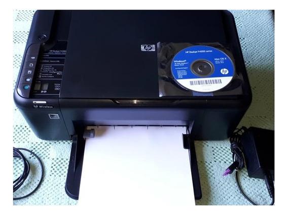 Multifuncional Hp F4580 - R$ 160,00