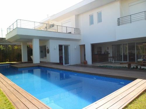 Imagem 1 de 30 de Casa Em Condomínio À Venda No Alphaville Dom Pedro Campinas - C004752 - 3354412