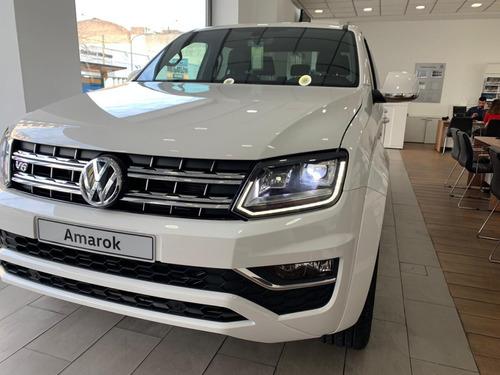 Volkswagen Amarok V6 Highline 3.0 Tdi 4x4 Aut 2021 0km Vw 1