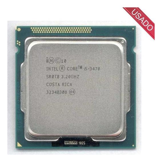 Processador Core I5 3470 6mb Cache, 4 Núcleos, 3.6ghz
