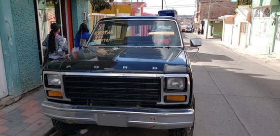 Ford Bronco Automatica 4x4 V8