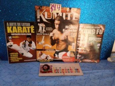 Revista De Arte Marcial Iinside Kumite E 2 Revista Como N...
