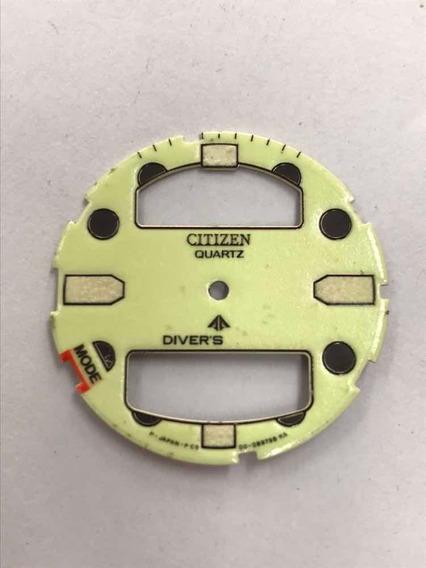 Mostrador Citizen Aqualand C500
