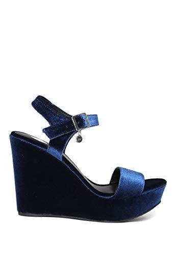 Footwear En Lob Azul Sandalia Para Mujer1 502 00 Nvm8ny0wO
