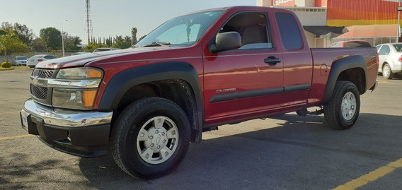 Chevrolet Colorado 2.5 L4 Aa 4x2 At 2004