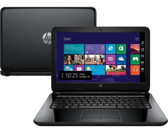 Notebook Hp 14 R052br Core I5-4210u Hd 500gb 4gb Promoção!