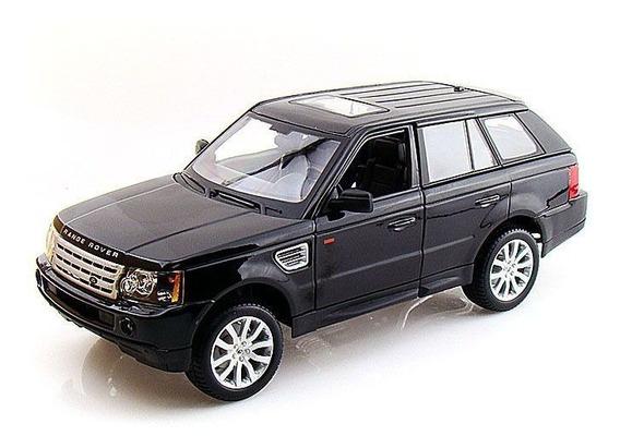 Range Rover Sport - Land Rover - Escala 1:18 - Bburago