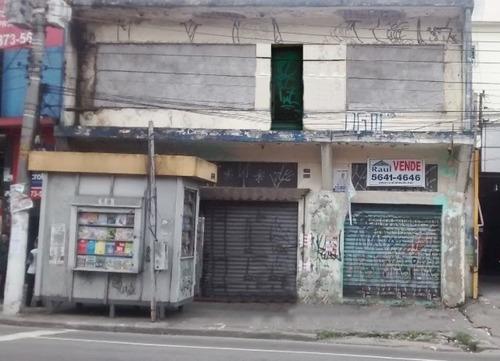 Venda Salão - Capão Redondo, São Paulo-sp - Rr2821