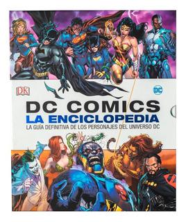 Dk Enciclopedia Dc Comics