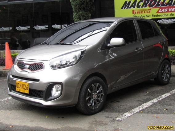 Kia Picanto Ion Exreme 1250 Cc