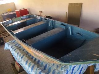 Barco Meia Quilha - 4,20 M