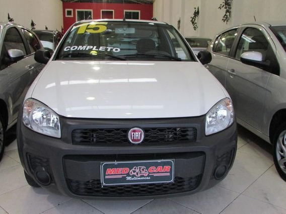 Fiat Strada Working 1.4 Mpi 8v Flex, Fut3594