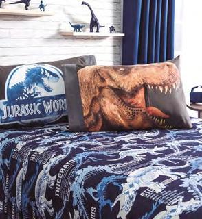 Sabanas Vianney Jurassic Park Dinosaurios Matr Envío Gratis