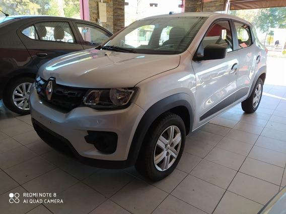 Renault Kwid Zen 2020 En Garantia 10.000 Km Entrego Hoy!!