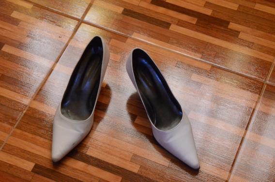 Zapatos Stiletto Con Taco 7cm #38