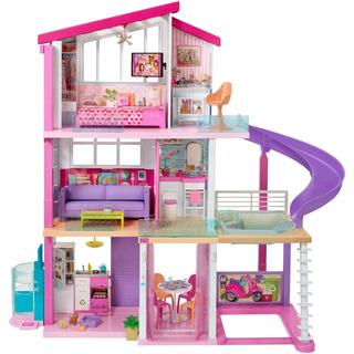 Barbie Casa De Los Sueños Dreamhouse Mattel Niñas