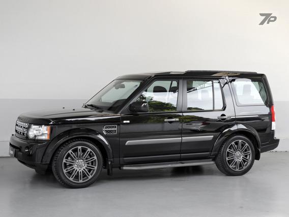 Land Rover Discovery 4 Hse 5.0 V8 4p Automático
