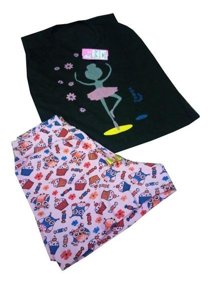 Kit 30 Conjuntos Infantil Meninas