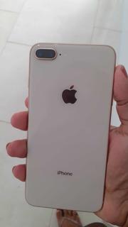 iPhone 8 Plus, Dourado 64gb