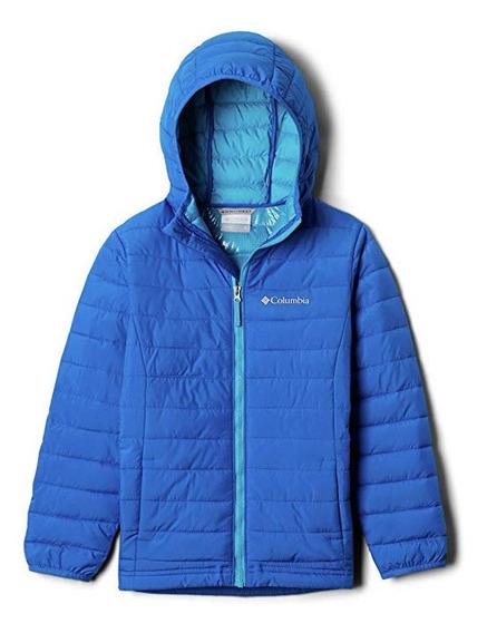 Chamarra Para Niño Columbia Omni-heat Omni Heat Omniheat Termica Alpina Frio Extremo Nieve Lluvia Waterproof Impermeable