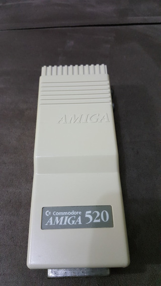 Amiga A520 Mt2 Modulador Pal Rgb To Rf Ou Video Amiga 500