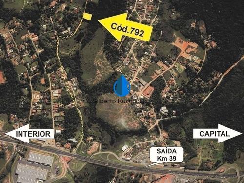 Lote Residencial De 2,500 M², Próximo À Rodovia, Altura Km39 Raposo Tavares - 3390