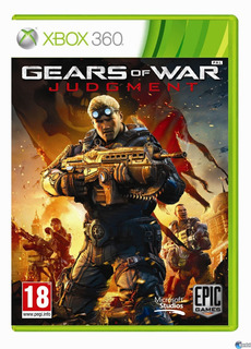 Gears Of War Judgment Nuevo Sellado Fisico En Igamers