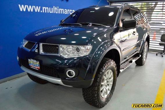 Mitsubishi Montero Glx-multimarca