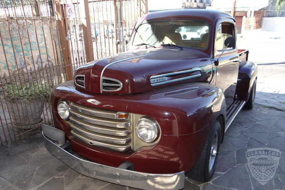 Ford F1 1948 48 - Original - Picape Antiga