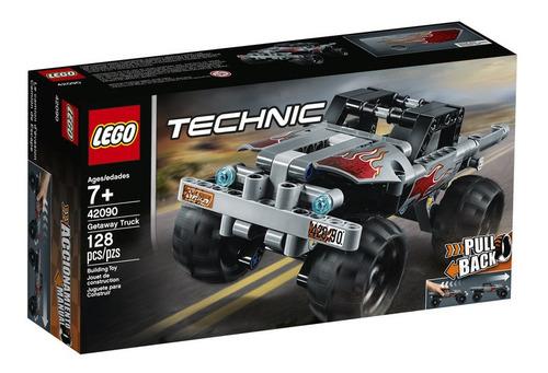 Lego Camión De Escape