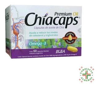 Chiacaps Premium Oil X 60 Capsulas - Farmacia Alberdi