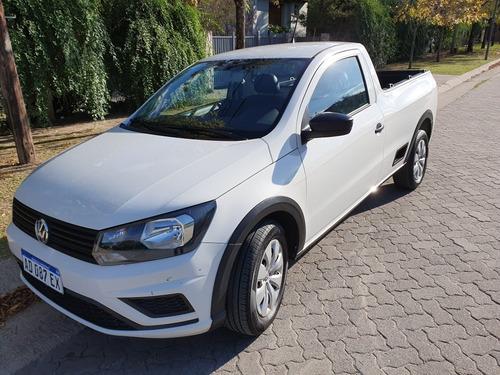 Volkswagen Saveiro 1.6 C/s My19 2019