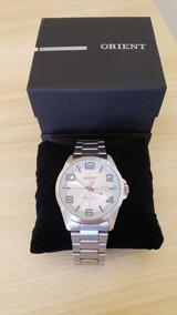 Relógio Orient Mbss1289 - Com Nota Fiscal - Impecável