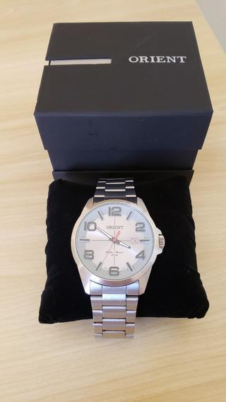 Relógio Orient Mbss1289 - Com Nf - Impecável - Frete Grátis!